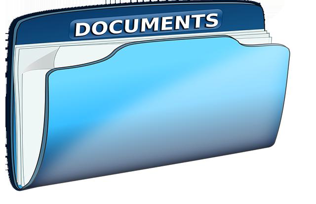 Формы документов